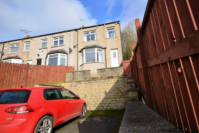 Thumbnail End terrace house for sale in Range Gardens, Halifax