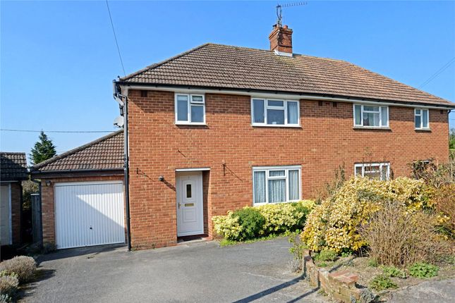 Thumbnail Semi-detached house to rent in Woodfield, Kingsley, Bordon