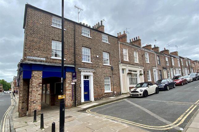 Thumbnail End terrace house for sale in Buckingham Street, Bishophill, York
