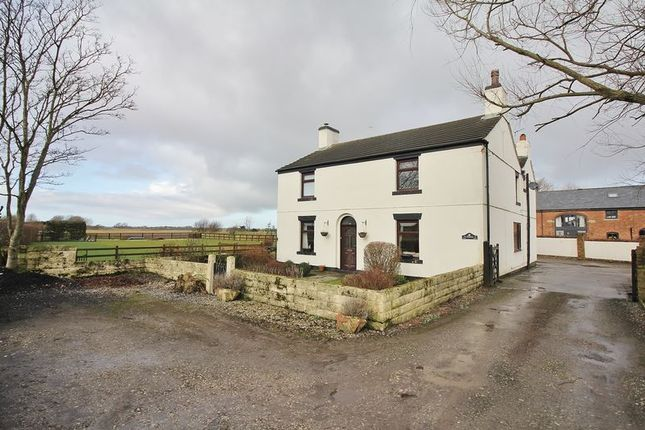 Thumbnail Detached house for sale in Bourbles Farmhouse, Bourbles Lane, Preesall