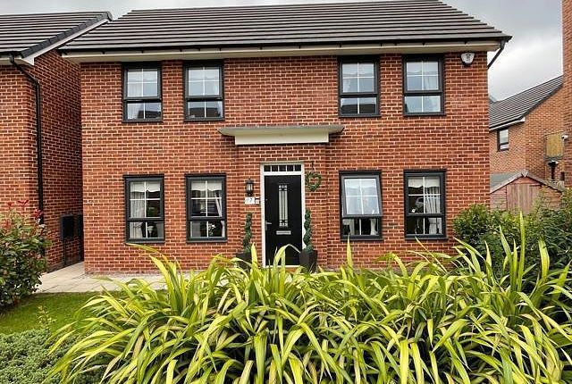 Thumbnail Detached house for sale in Warmwell Close, Liverpool