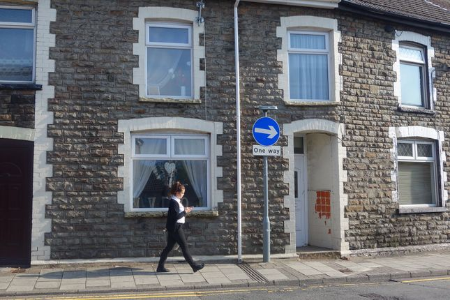 Thumbnail Terraced house to rent in North Road, Porth