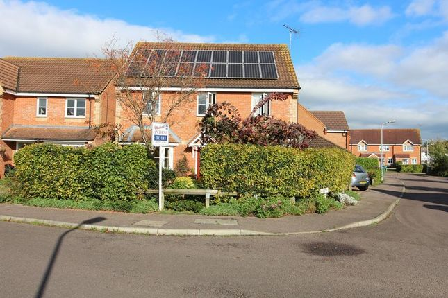 Thumbnail Detached house to rent in Hinds Way, Aylesbury, Bucks
