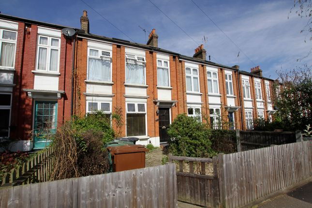 Thumbnail Terraced house to rent in Forest Drive East, Upper Leytonstone