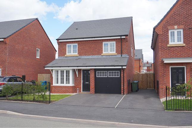 Thumbnail Detached house for sale in Byron Terrace, Manchester