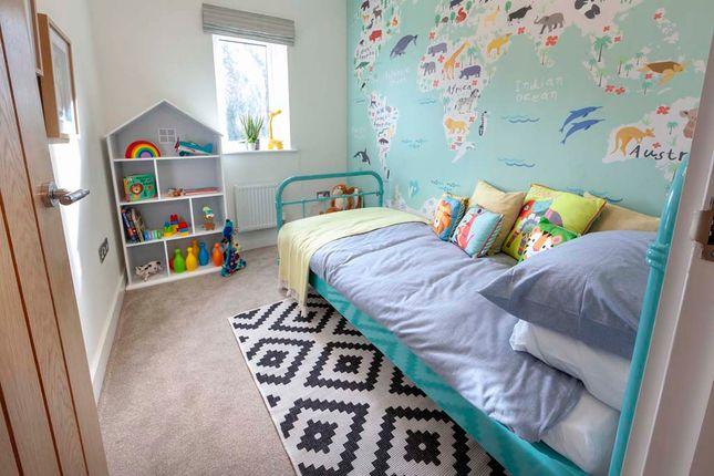 2 bedroom terraced house for sale in Boudicca Walk, King's Lynn