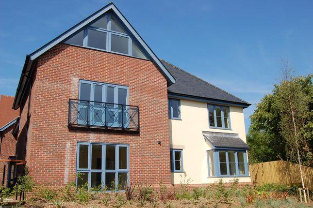Thumbnail Maisonette to rent in Lyric Place, Avenue Road, Lymington, Hampshire SO41 9Nx