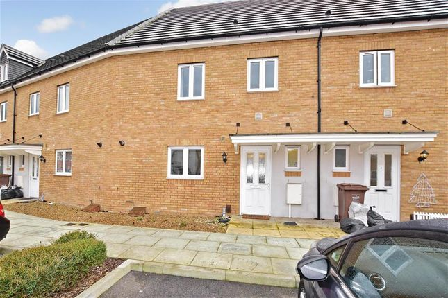 3 bed terraced house for sale in Sealand Drive, Strood, Rochester, Kent