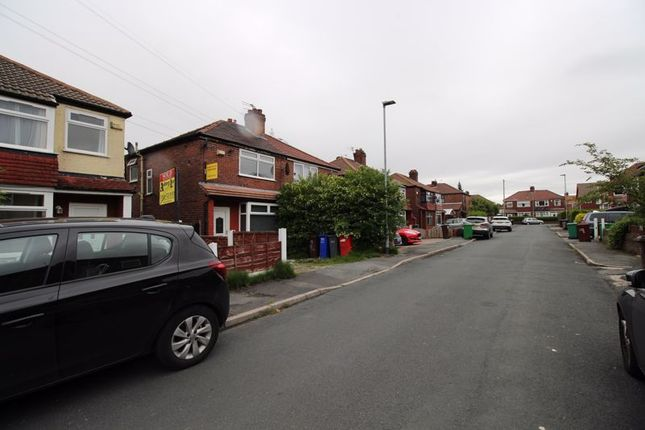 Thumbnail Semi-detached house to rent in Sidley Avenue, Blackley, Manchester