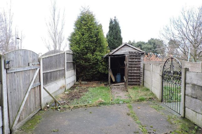 Garden of Snape Hill Road, Barnsley, South Yorkshire S73