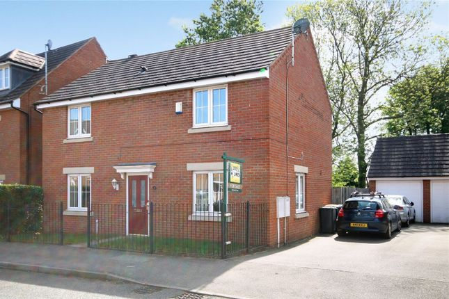 Thumbnail Detached house for sale in Fox Hedge Way, Sharnbrook, Bedford