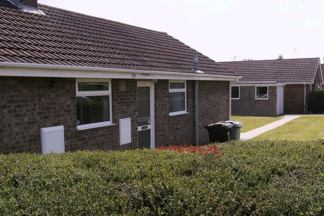 Thumbnail Detached bungalow to rent in Abbeydale Crescent, Grantham
