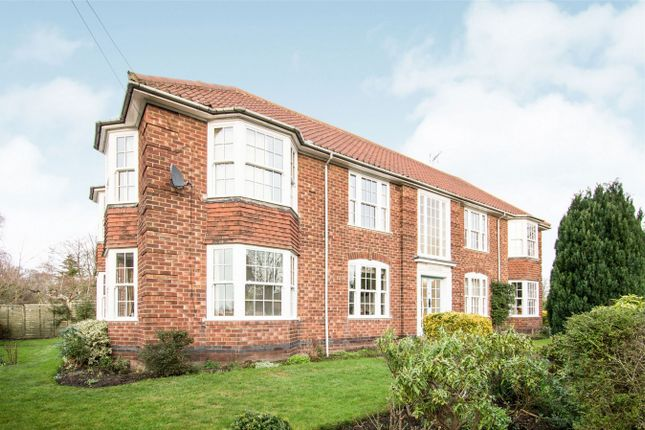 Thumbnail Flat for sale in Ainsty Grove, Dringhouses, York