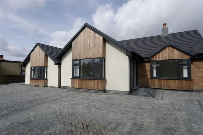 Thumbnail Detached bungalow for sale in Hall Green, Upholland