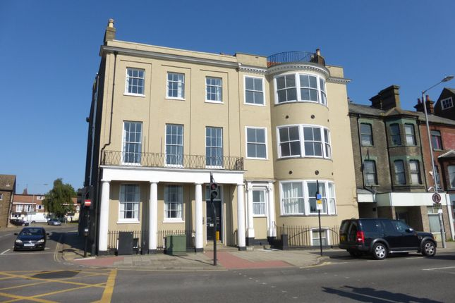 Thumbnail Flat to rent in South Quay, Great Yarmouth