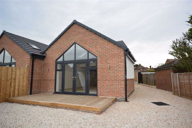 Thumbnail Semi-detached bungalow for sale in Norman Road, Ripley