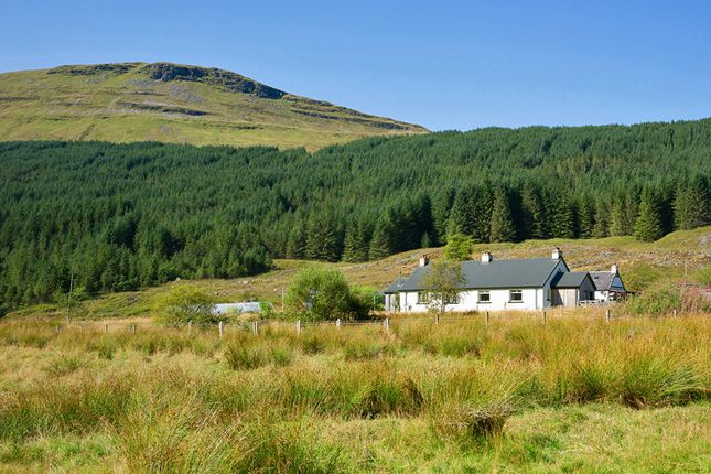 Thumbnail Cottage for sale in Glen Lochy, Tyndrum
