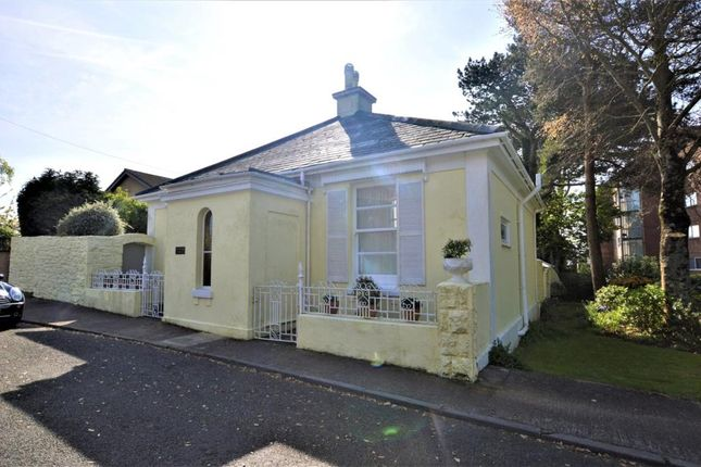 Thumbnail Detached house for sale in Higher Lincombe Road, Torquay, Devon