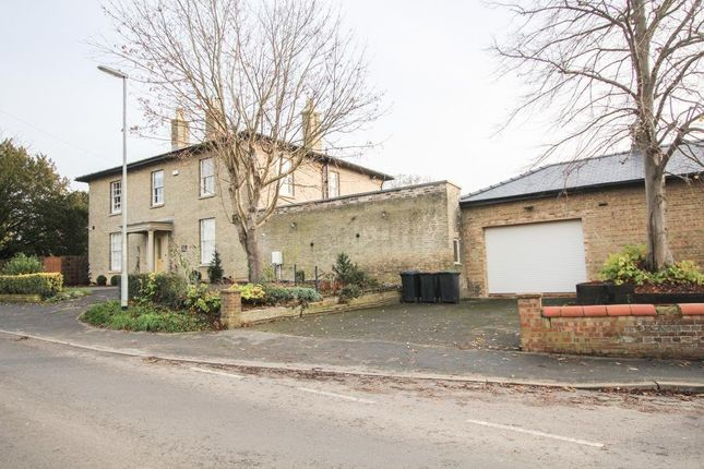Thumbnail Detached house for sale in High Street, Sutton, Ely