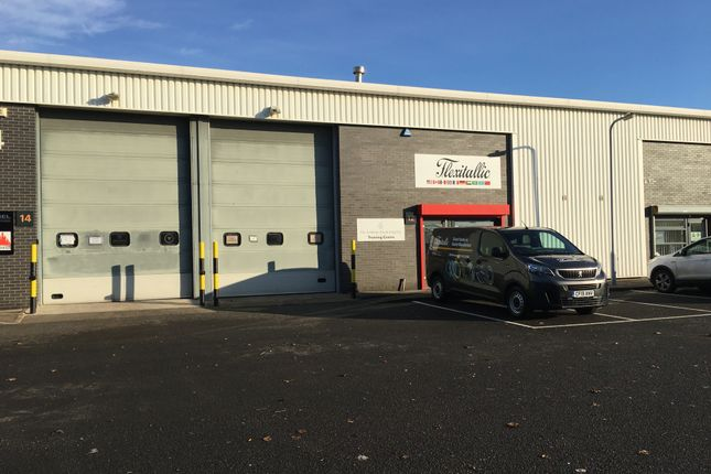 Thumbnail Industrial to let in Unit 12 Trident Business Centre, Startforth Road, Middlesbrough