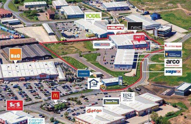 Thumbnail Commercial property to let in Portrack Trade Park, Cheltenham Road, Portrack Lane, Stockton
