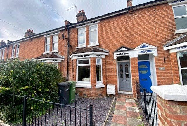 Thumbnail Terraced house to rent in George Street, Eastleigh, Hampshire