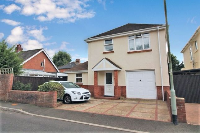 Thumbnail Detached house to rent in Buckerell Avenue, Exeter