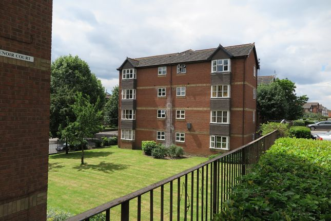 Thumbnail Flat to rent in Stubbs Drive, London