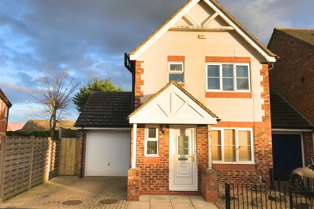 3 bed detached house for sale in Wheatdale Road, Ulleskelf, Tadcaster LS24