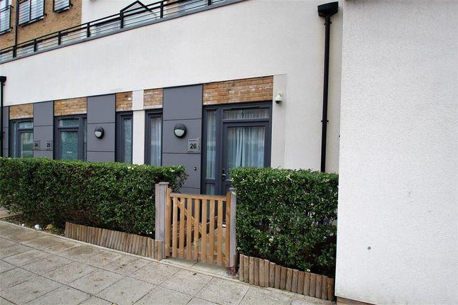 Thumbnail Maisonette to rent in Hampstead House, 2 Spring Promenade, West Drayton