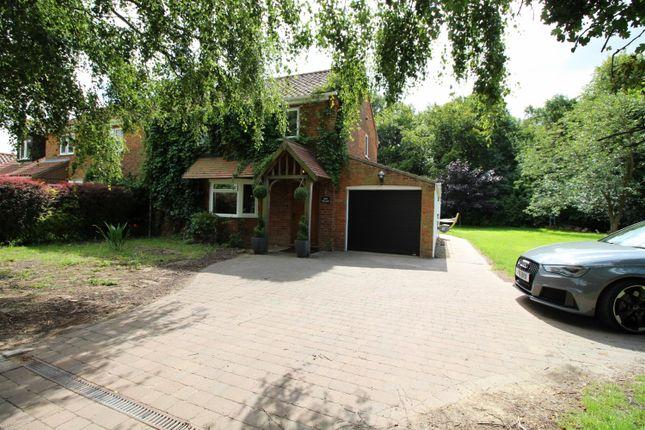 Thumbnail Semi-detached house for sale in School Road, Buckenham, Norwich, Norfolk