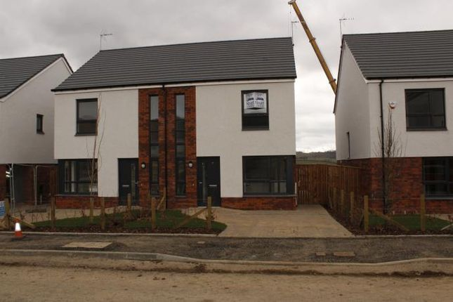 Thumbnail Semi-detached house to rent in Midton Circle, Howwood, Johnstone