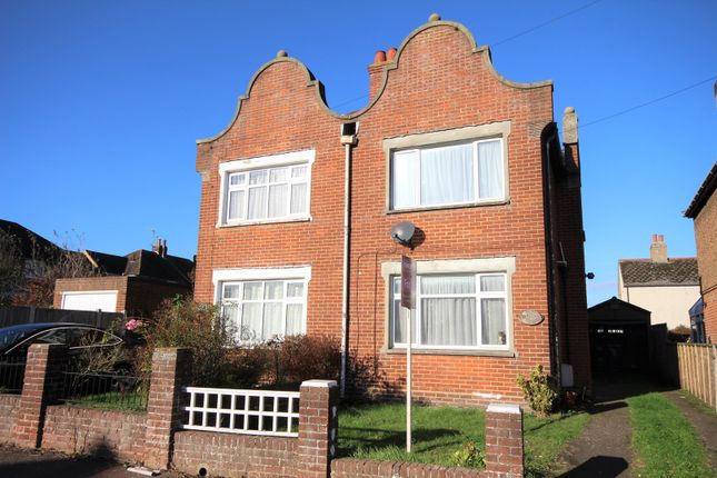 Thumbnail Semi-detached house for sale in Byllan Road, Dover