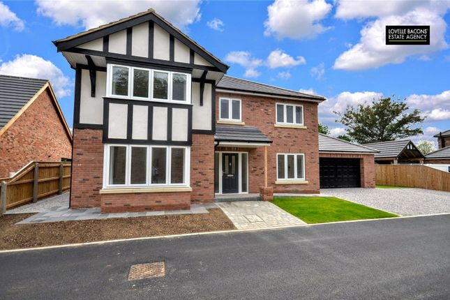 Thumbnail Detached house for sale in Brook Lane, Waltham, N E Lincolnshire