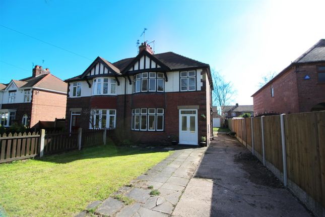 Thumbnail Semi-detached house for sale in Ordsall Park Road, Retford