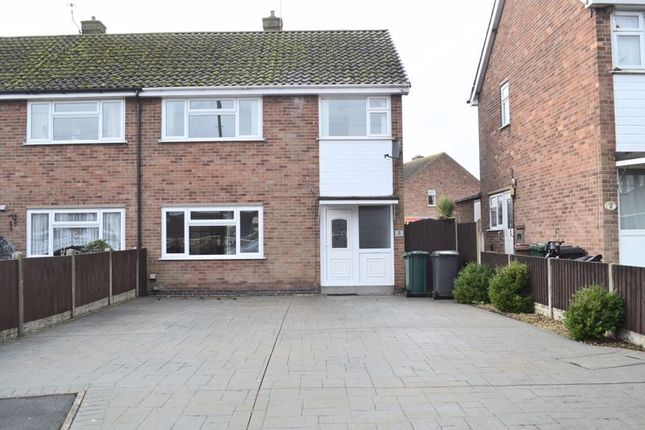 3 bed semi-detached house to rent in Emery Close, Linton, Swadlincote DE12