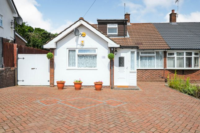 Thumbnail Semi-detached bungalow for sale in Abbotsford Avenue, Great Barr