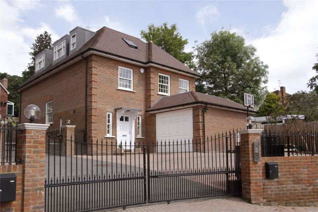 Thumbnail Detached house to rent in Southwood Avenue, Kingston Upon Thames, Surrey