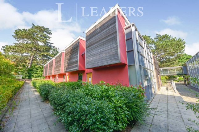 Thumbnail Flat to rent in Newsom Place, Hatfield Road, St.Albans