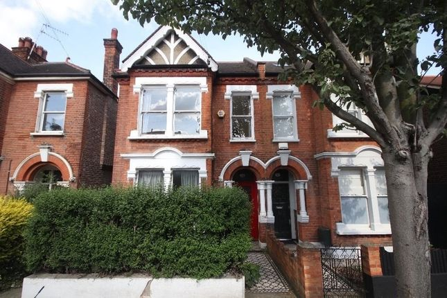 Thumbnail Semi-detached house to rent in Derwentwater Road, London