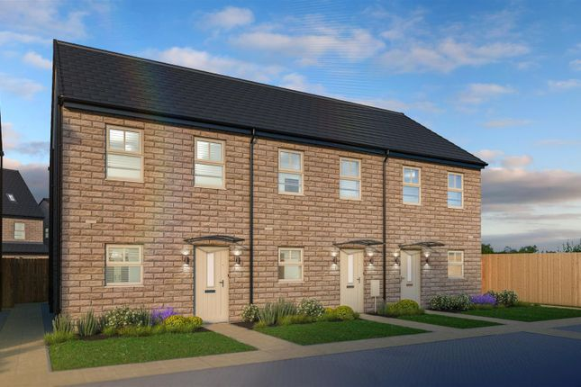 Thumbnail Semi-detached house for sale in Skeltons Lane (Finesse Strata), Whinmoor, Leeds
