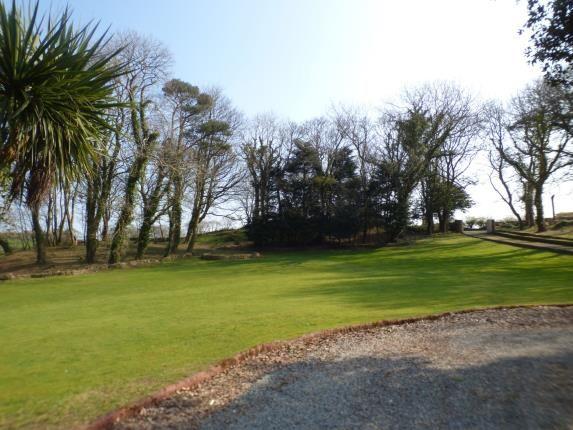 Front Garden of Pentrefelin, Amlwch, Sir Ynys Mon LL68