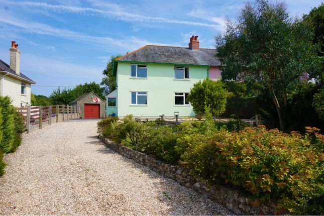 Thumbnail Semi-detached house for sale in Sector Lane, Axminster