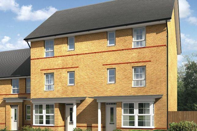 "Semi-detached house for sale in ""Hythe"" at Fen Street, Brooklands, Milton Keynes"