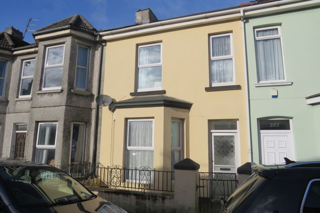 Grenville Road, Plymouth PL4