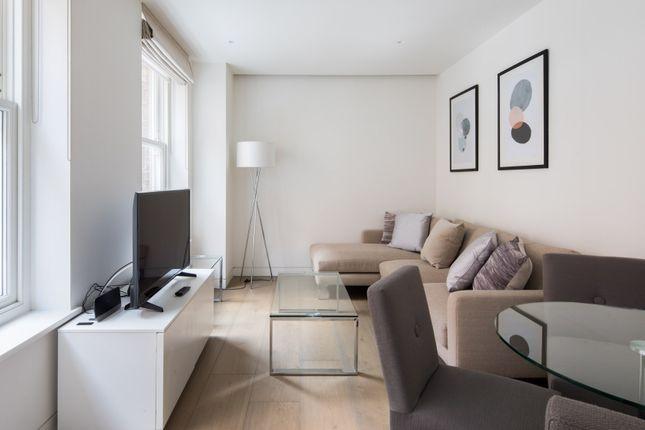 Thumbnail Flat to rent in Marylebone Lane, London