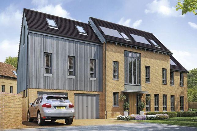"Thumbnail Detached house for sale in ""Hillsmeade"" at Tuesley Lane, Godalming"