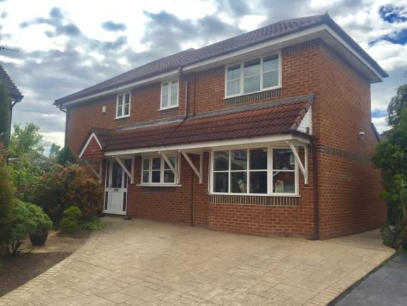 Thumbnail Detached house for sale in Blyth Close, Timperley, Altrincham, Greater Manchester