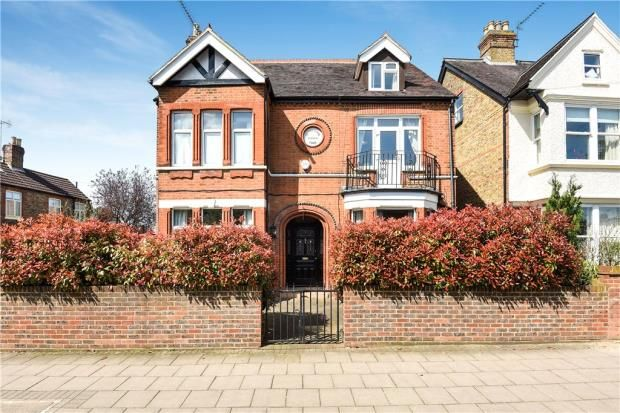Thumbnail Detached house for sale in St. Leonards Road, Windsor, Berkshire