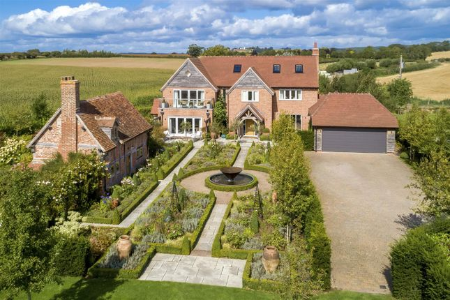 Thumbnail Detached house for sale in Grafton Lane, Ardens Grafton, Alcester, Warwickshire
